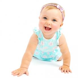 пятый месяц развития ребенка,развитие ребенка,пять месяцев ребенку