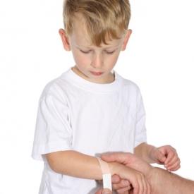 рана у ребенка,ранки