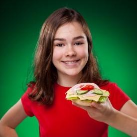 бутерброды для детей,давать ли ребенку бутерброды?