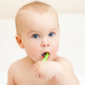 Как уберечь малыша от кариеса?