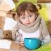 простуда,иммунитет ребенка,летняя ангина