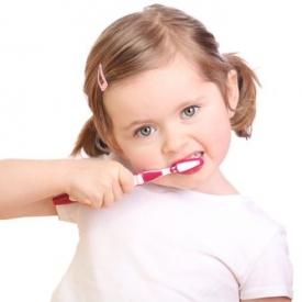 молочные зубы,уход за ребенком,ребенок и стоматолог