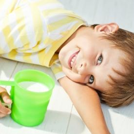 кефир ребенку,здоровое питание