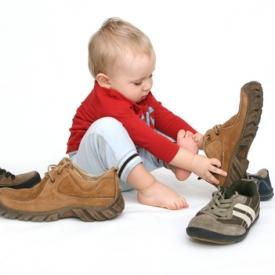 Как выбрать обувь ребенку: советы детского ортопеда