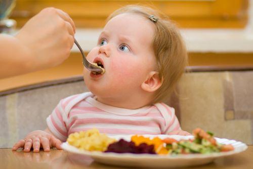 Детское питание: мясо