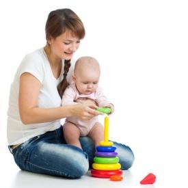 первый месяц развития,воспитание детей,талант
