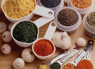 Продукты питания для печени: куркума