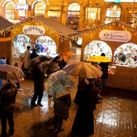 Рождественская ярмарка,Рождественская ярмарка в Киеве
