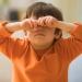 зрение ребенка,проверить зрение ребенка
