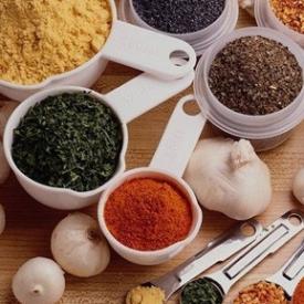 специи,имбирь,паприка,перец,орегано,базилик