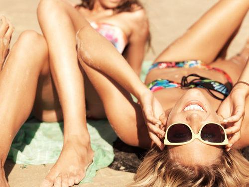 Берегите кожу от солнца перед походом к косметологу