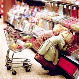 супермаркет,продукты,вредные продукты