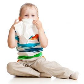 насморк у ребенка,как лечить насморк