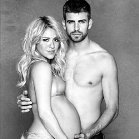 шакира,Шакира беременна,фото,звездные семьи