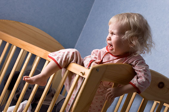 Страх темноты у ребенка