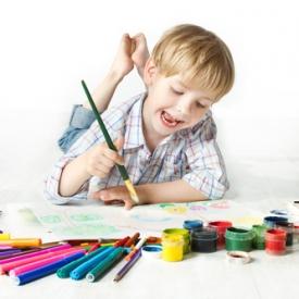 развитие ребенка,как развить способности,творческие способности у ребенка