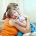 синдром тряски,нельзя трясти,как нельзя укачивать малыша