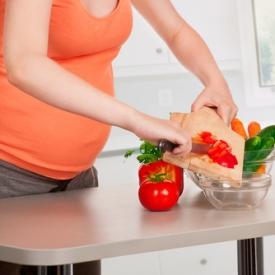 питание во время беременности,правильное питание при беременности