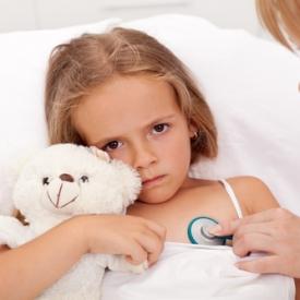 ребенок в больнице
