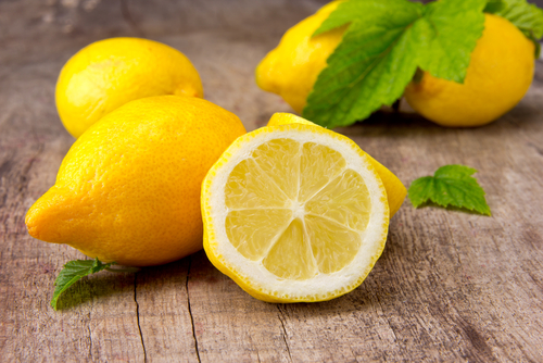 Детокс продукты питания: лимон
