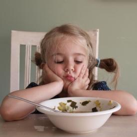 плохой аппетит,если ребенок не хочет есть