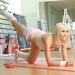 Синди Кроуфорд, фитнес, бьюти ритуалы, похудеть после родов