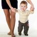 научить ребенка ходить,безопасный дом