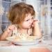 вес ребенка,рацион питания,детское питание