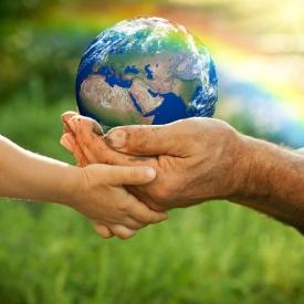 Час Земли,занять ребенка,чем занять ребенка