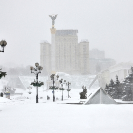 шторм,снег