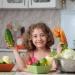 пища для ума,полезная еда для школьника