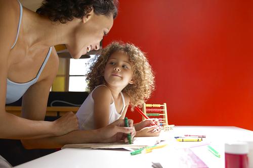 Воспитание ребенка:право выбора