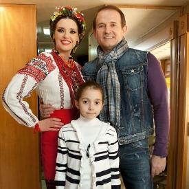 Оксана Марченко,фото,семья