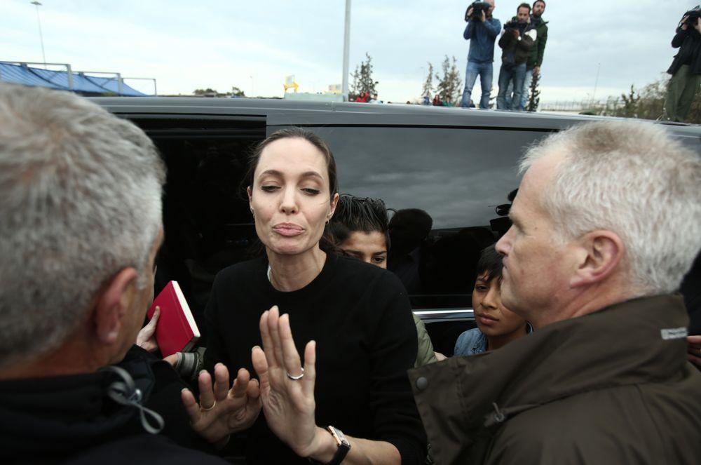 Анджелина Джоли похудела
