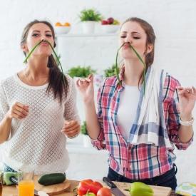 полезные продукты весной, весенние овощи