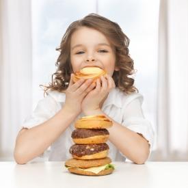 детское ожирение, лишний вес у детей