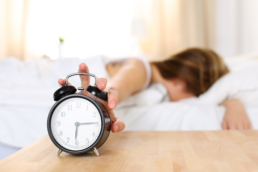 Как проснуться без будильника?