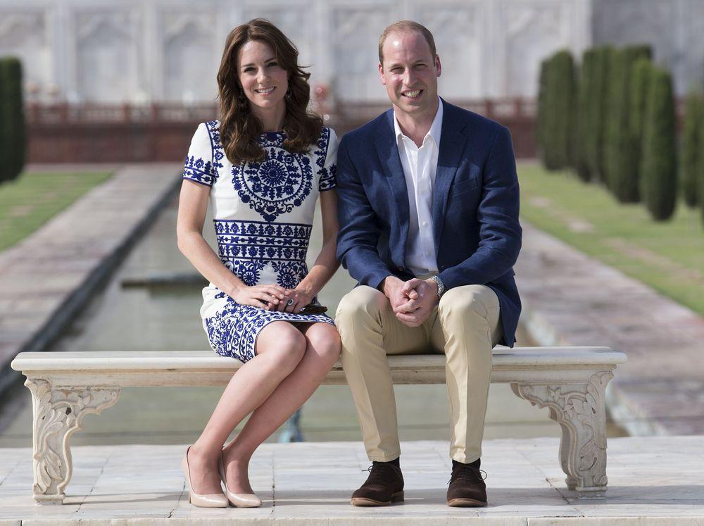 Кейт и принц Уильям