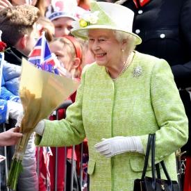 90-летний юбилей Елизаветы II