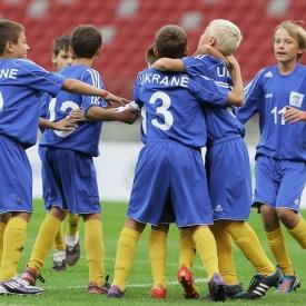 спорт,Кубок Наций,детский футбол