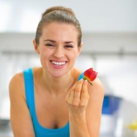 клубника,нитраты,как выбрать клубнику