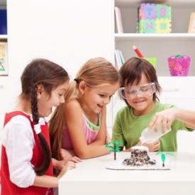 вулкан,эксперимент,опыты с детьми,видео