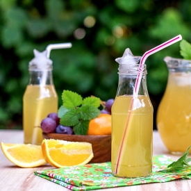 польза винограда и апельсинов
