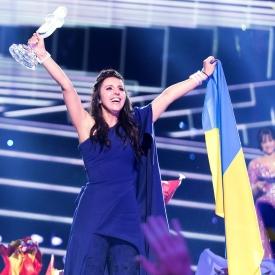 """Джамала победила в """"Евровидении-2016"""