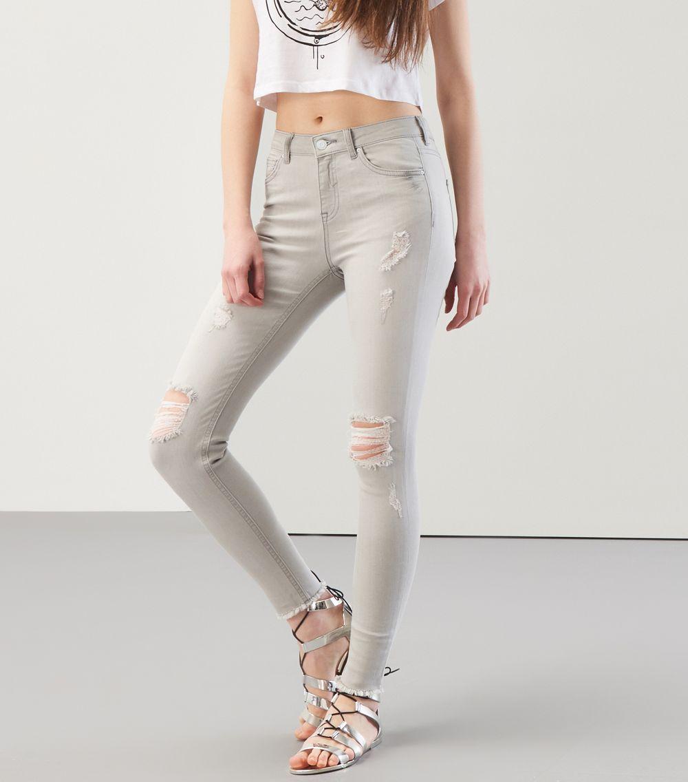 джинсы reserved