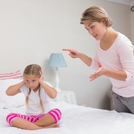 психология,правила воспитания,наказание