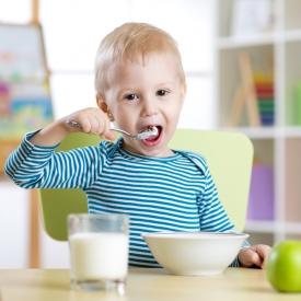поздний ужин и ожирение у детей, здоровое питание детей