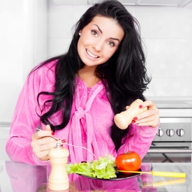 Вред бессолевой диеты