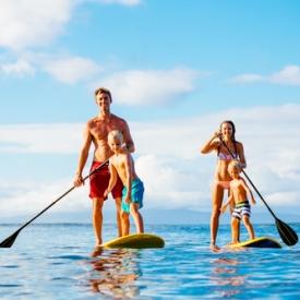 спорт,SUP-серфинг