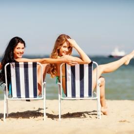 солнечные ванны,ультрафиолетовое излучение